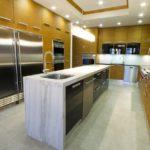 Teak kitchen1